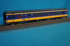 Marklin 42654 NS InterCity Express Coach 2 kl. with Kitchen Blue-Yellow