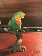 More details for small parrot ornament