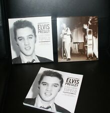 "Elvis Presley RCA 3 CD Set ""A Boy From Tupelo"" 1953-54 w/book Mint"