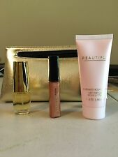 Estee Lauder BEAUTIFUL 4 Piece Fragrance Travel Gift Set-NIB