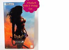 "WONDER WOMAN 10"" Marvel Universe Play Arts KAI Square 20pts Articulation_NRFB"