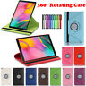 360 Rotating PU Leather Folio Case Cover Stand For Samsung Galaxy Tab A 8.0 2019