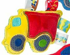 """TaggiesTM Wheelies Monster Truck Rattle 5"""" by Mary Meyer"""