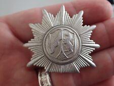 Circa 1960-70s Nordrhein-Westphalia West Germany pre-reunification Hat badge 496