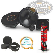 """Infinity Reference REF-6530cx 6-1/2"""" component speaker system New Pair"""
