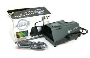 ADJ American DJ Fog Fury 1000 II 2 High Output Water-Based Fog Machine, 700W