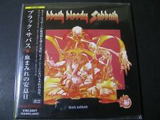 BLACK SABBATH Sabbath Bloody Sabbath (2000 TEICHIKU JAPAN TECI-24032 MINI LP CD)