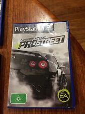 Need for speed pro street, PS2, good, complete, tested, Playstation 2
