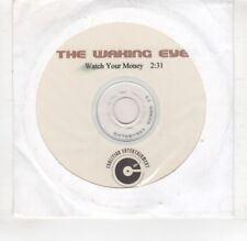 (HS932) The Waking Eyes, Watch Your Money - DJ CD