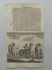 de Bry Theodore chile 1655