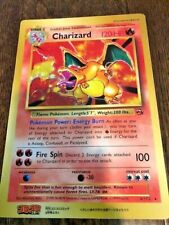 Pokemon Card Japanese Charizard CoroCoro JUMBO Oversized Promo EX