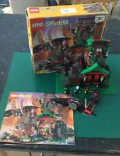 LEGO SYSTEM 6088 NINJA ROBBER'S RETREAT  - RARE, 100% Complete, Boxed