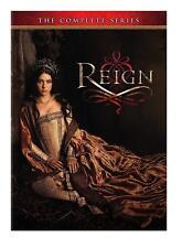 Reign The Complete Series Season 1 2 3 4 DVD Set NEU