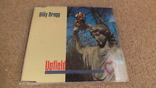 BILLY BRAGG - UPFIELD (CD SINGLE)
