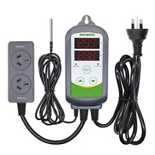 AU PLUG 240V Dual Stage ITC-308 Temperature Controller Pre-wired Temp measure