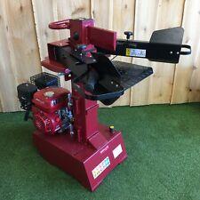 Petrol Log Splitter | 8 Ton Logsplitter | Vertical Log Splitter | Ex Display