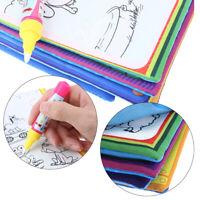 Kindertiere Magic Scratch Book Magisches Kratzbilder Wasser Buch Malbuch Toy
