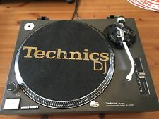Technics SL-1210MK2 Turntable, JUST SERVICED, 1 YEAR WARRANTY