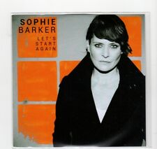 (HU876) Sophie Barker, Let's Start Again - 2017 DJ CD