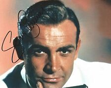 SEAN CONNERY Signed 8 x 10 Photo Autograph w/ COA James Bond 007 Pic & AUTO !