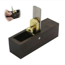 Woodworker Tools Hand plane Wiping angle Trimming Chamfer Mini Plane (Toothing)