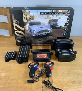 Micro Scalextric No Time To Die James Bond 007 Slot Car Racing Track - NO CARS