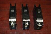 Cutler-Hammer, Quicklag C, Lot of 3, QC1040H, 240 Volts, NEW