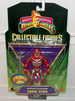 2008 Bandai Mighty Morphin Power Rangers Super Legends Lord Zedd Action Figure