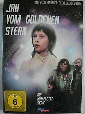 Jan vom goldenen Stern - Außerirdischer zu Besuch auf Erde - Komplette TV Serie