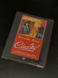 CIAO NÌ! di RENATO ZERO - DVD ITA NUOVO in Italiano Ciao Ni