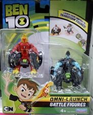 Ben 10 Omni Launch Battle Launch from Omnitrix Transform 2 Figure A