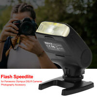 MK320 Flash Speedlite per DSLR Camera Fotocamera Digital