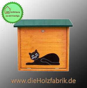 Design Holzbriefkasten KK1-D