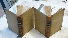 MES PASSE-TEMPS CHANSONS SUIVI DE L'ART DE LA DANSE / DESPREAUX / T 1 ET 2 /1806