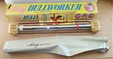 Vintage Lady Bullworker Isometric Isotonic Exerciser...NOS.. In Box...Never Used