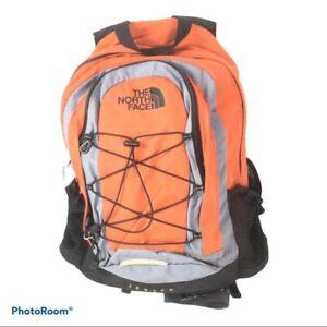 The North Face Jester Backpack Orange School bag