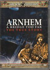 Arnhem A Bridge Too Far (DVD)