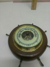 New listing Vintage Weather Barometer Western German