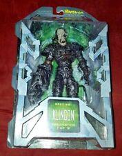 "Star Trek Borg Assimilation 7"" Klingon 1 of 3 Action Figure (2002, Art Asylum)"