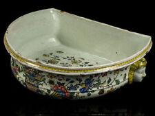 Earthenware Pre-c.1840 Date Range Quimper & Faience Pottery