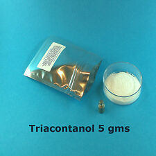 Triacontanol 5 grams plant hormone growth boosting, flowering. PGR