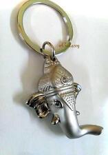 Key Ring – Ganesha Face - Metal