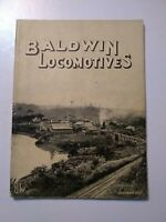 Baldwin Locomotives Magazine October 1927 Vintage Railroad