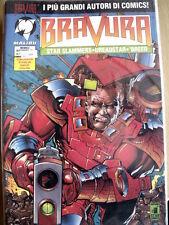 BRAVURA I Più grandi autori di Comics n°1 1994 ed. Malibu Comics   [SP3]