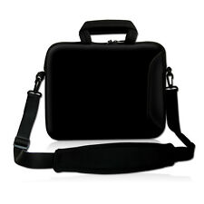 "17"" Black Laptop Shoulder Sleeve Case Bag With Handle For 17"" 17.3"" 17.4"" Laptop"