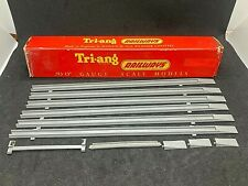 More details for triang oo r499 water trough for super 4 & series 3 track - boxed set of 6