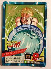 Dragon ball GT Super battle Power Level 861