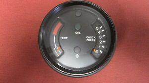 Porsche 911 Oil Temperature/Pressure Gauge date stamp 10/79  911-641-103-03 USED