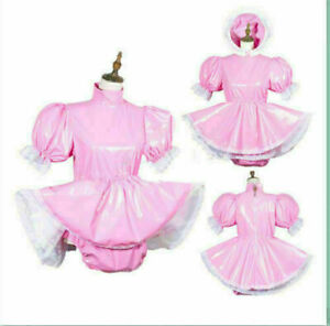 Adult sissy PVC dress tailor-made