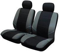 Ford Transit Conectar Delantero Par De SPORTMAX Rojo//Negro cubiertas de asiento de coche
